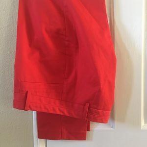 Cherry 🍒 red Calvin Klein dress pants